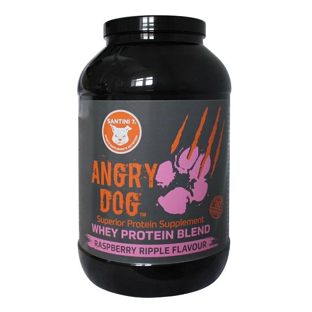 ANGRY DOG™ Raspberry
