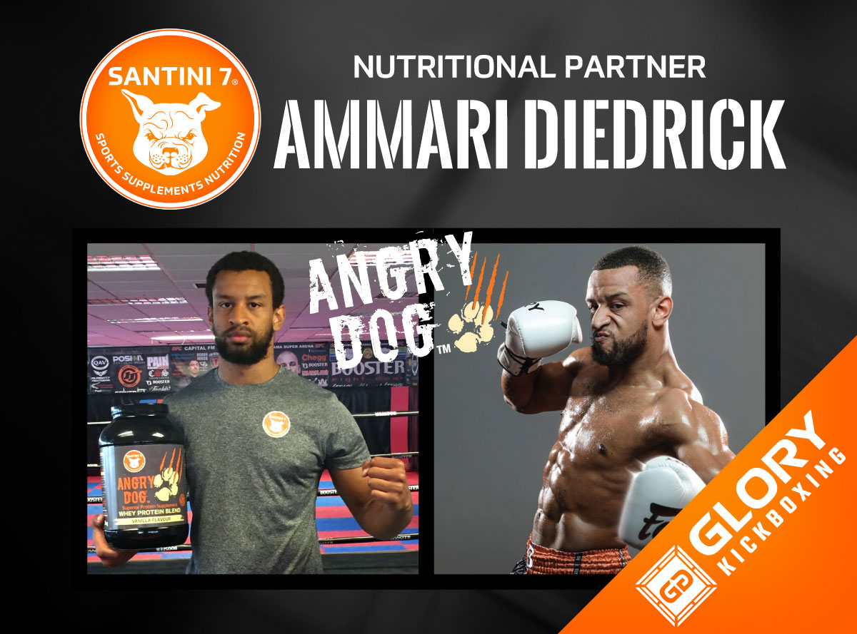 ammari diedrick nutritional partner