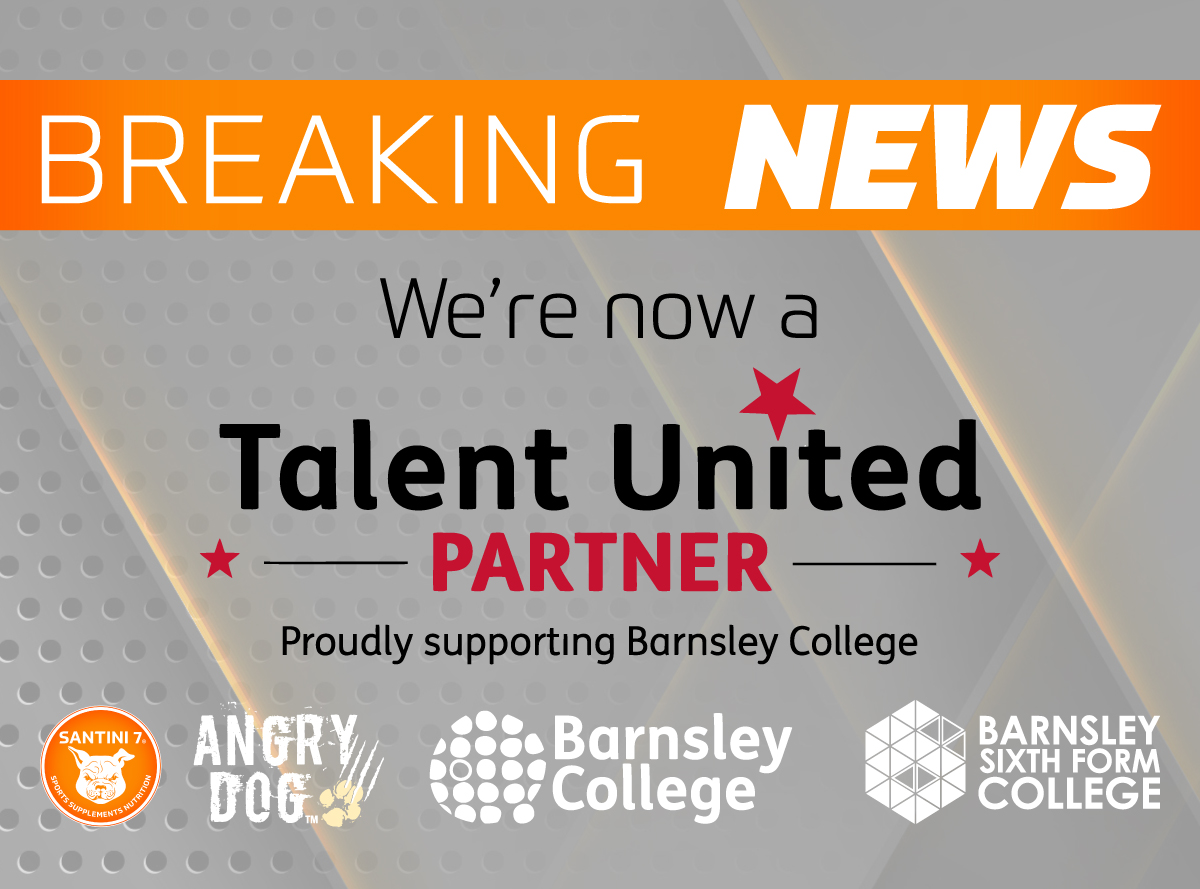 talent united partner supporting barnsley college