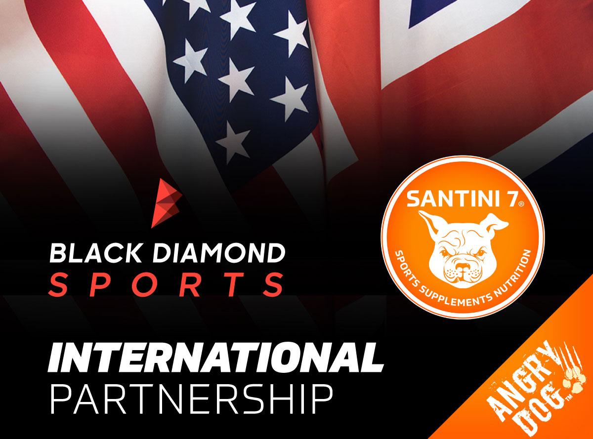 black diamond sports partnership news