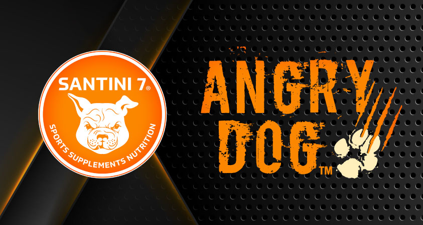 santini 7 angry dog brand launch
