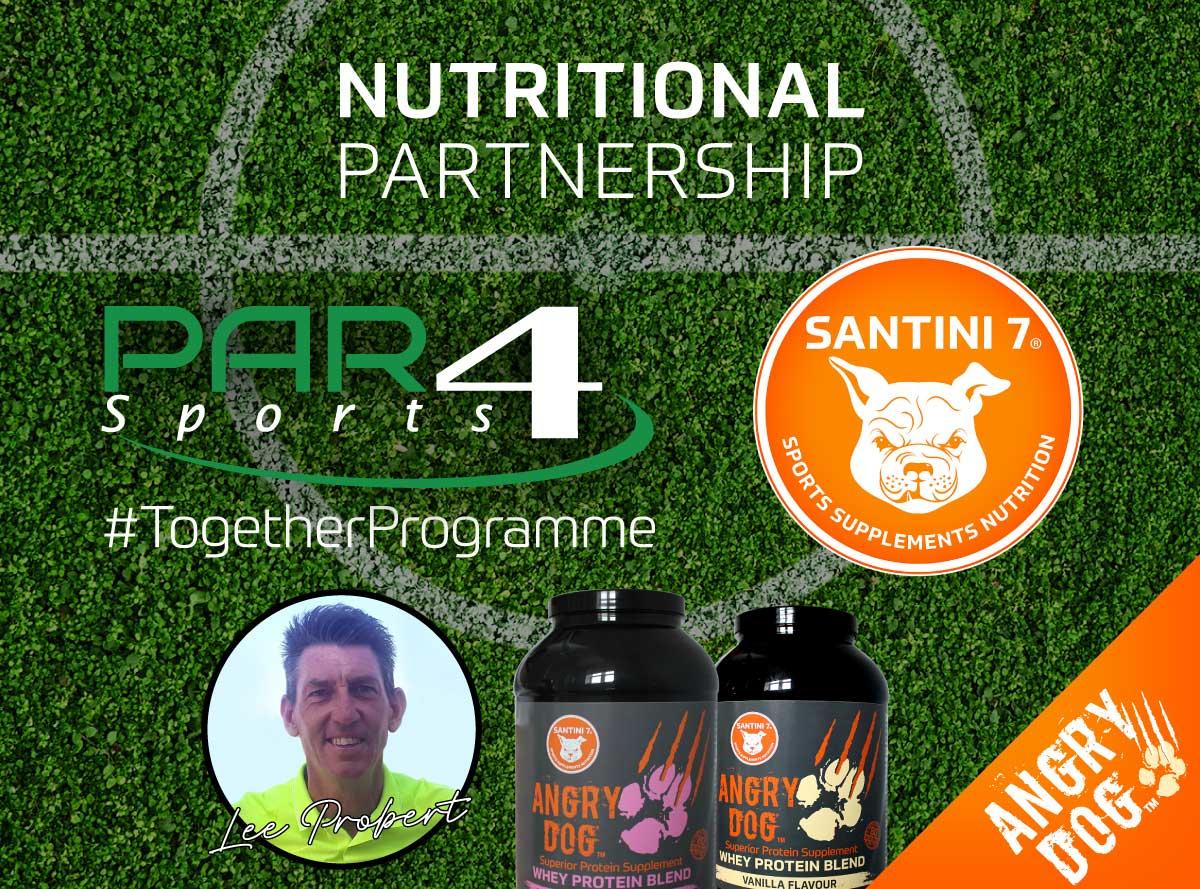 par4sports partnership news