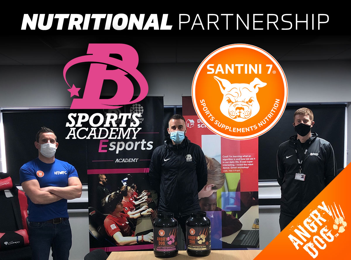 barnsley sports academy nutritional partnership