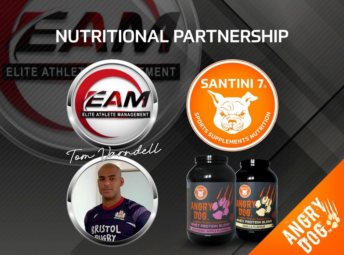eam sports nutritional partnership news
