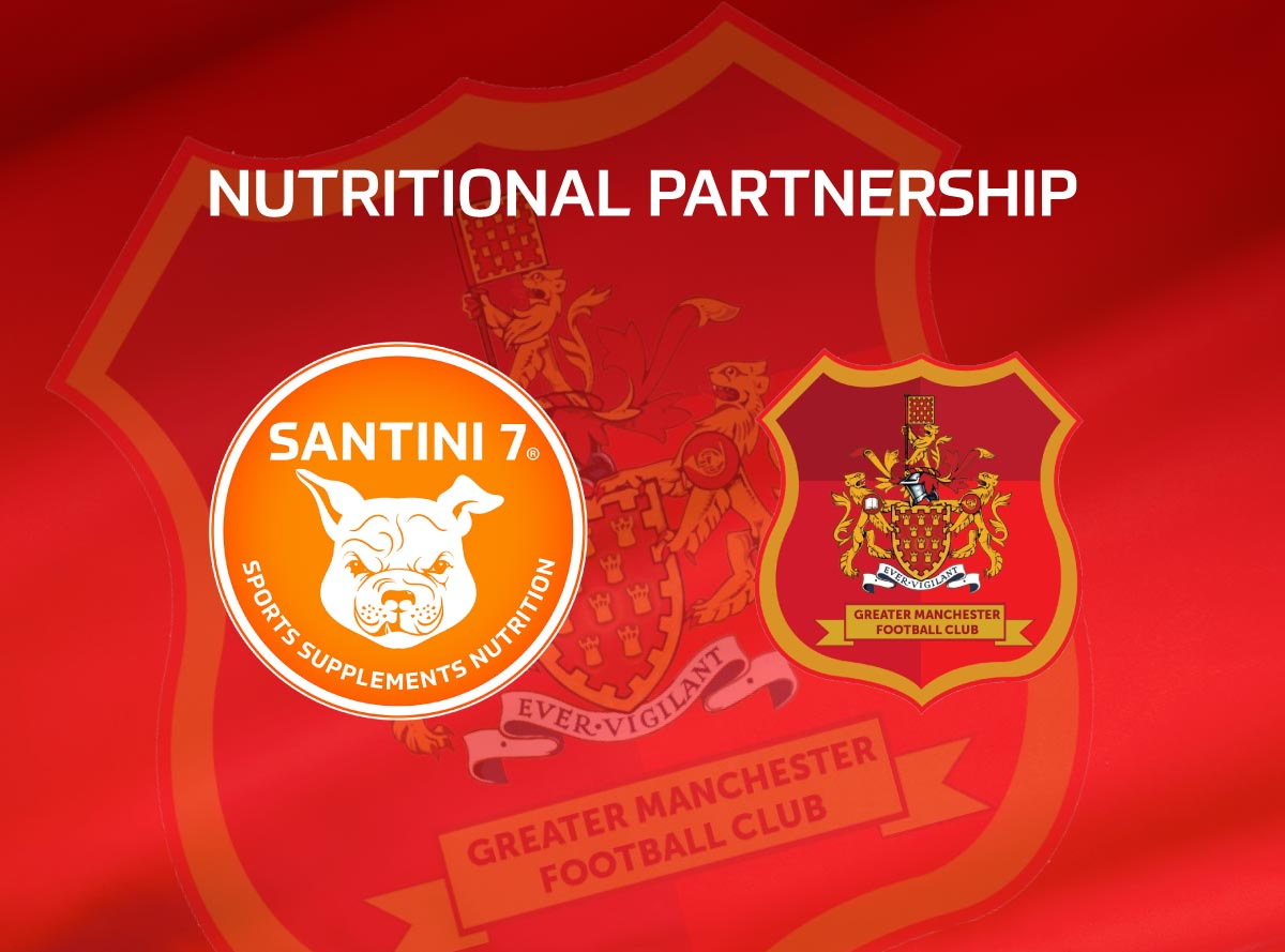 greater manchester fc nutritional partnership news