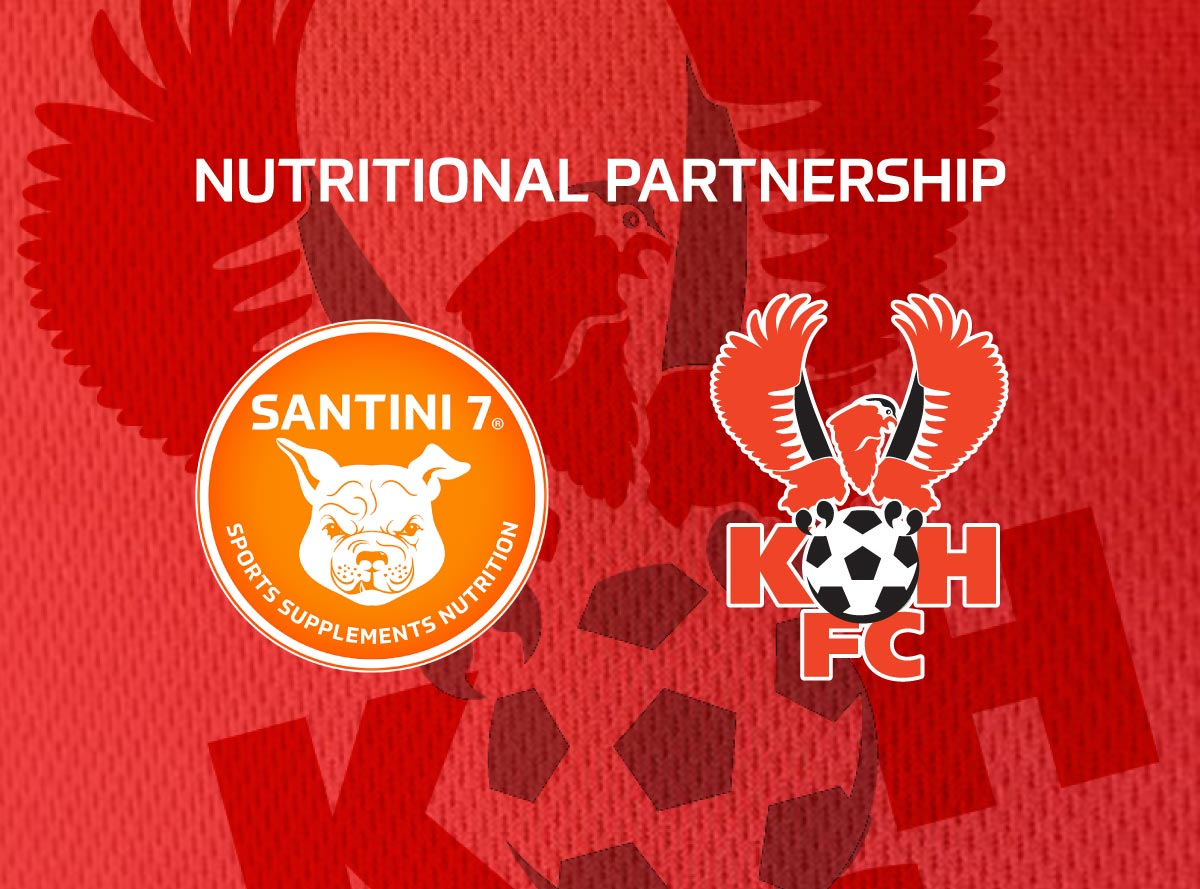 kidderminster harriers nutritional partnership news
